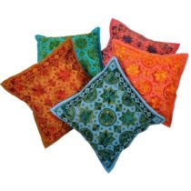 apparese abstract pattern cushion covers