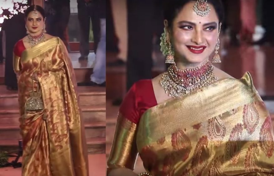 indian beauty in saree on apparese