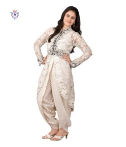 Apparese dhoti-pant style